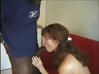 French BBC anal fucking