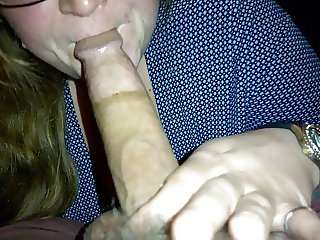 Friend taking all my cock
