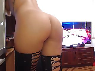 callila with perfect body show nice ass and pussy on webcam