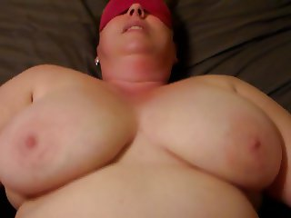 blindfolded wife getting fucked