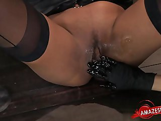 Sexy Muschi extreme penetration