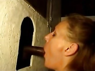 Gloryhole Suck and Fuck