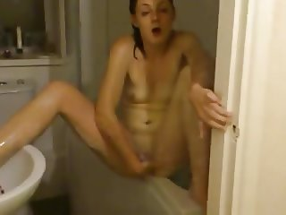 Welsh Lesbos 2 - Bath Time Naughtiness