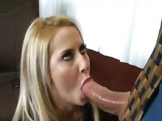Madison Ivy fucks at work