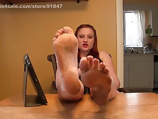 pump for my dirty feet