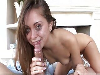 18 years old exgirlfriend deepthroat