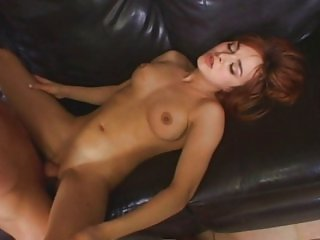 Give her a cock and watch her squirt