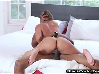 Amirah Adara fucked by huge black boner