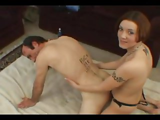 Man fucked in the ass