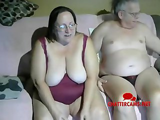 Grandma Grandpa Oral Sex