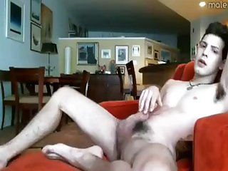Hairy Young Boy