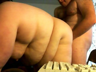 Horny Fatty from a Dating Site