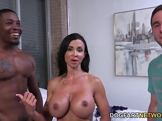 Jewels Jade Goes Black In Front Of Her Stepso