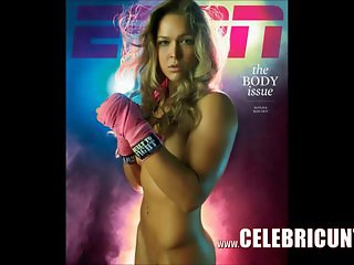 Ronda Rousey Nude Video