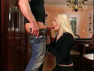 Scarlet woman getting cock to fuck