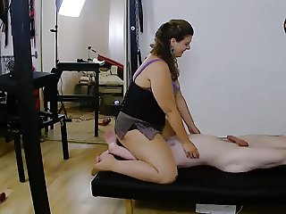 Mistress Lucrecia facesitting