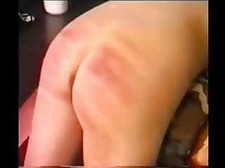 South African Caning