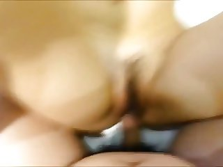 Korean amateur couple doggy style and cumshot