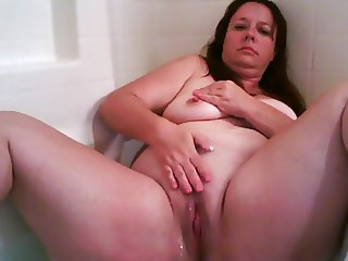 flabby aunt shower 2