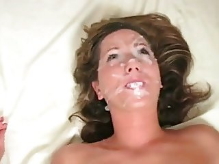 Give me your cum on my face