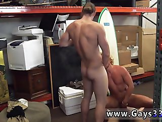 Gay group sex older Blonde muscle surfer