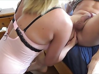 wife fisted her husband