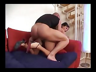 Female Boss Jana B. Fucked Hard