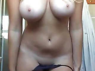 Amateur Blonde Strips