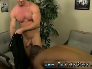 Fuck machines gay Mitch Vaughn wants JP Richards to prove to him just how