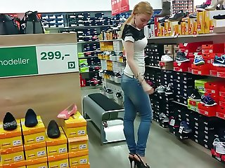 Hight heels shopping 2