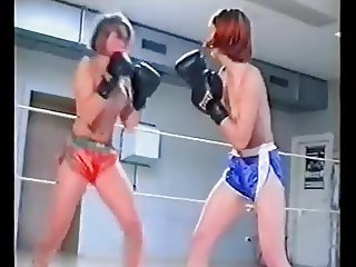 Knockout Topless Boxing