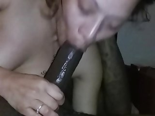 she takes cock like a champ