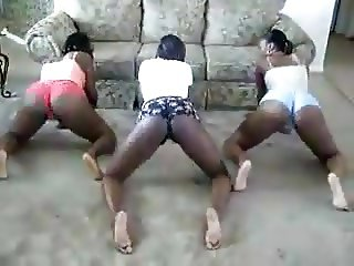 Black girls show what they do best