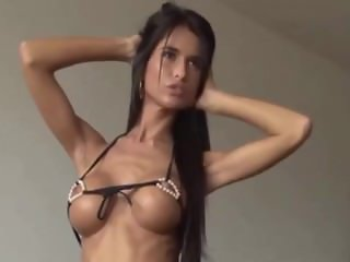 Nessa Photoshooting for Pearl Bikini by Troc