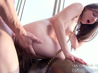 Submissive Teen Pleasing Her Master Part2