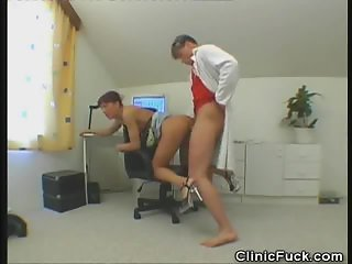Doctor Fucking Her Patient Inside The Clinic