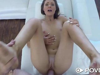 POVD - Pretty jogger Shylar Ryder gets fucked