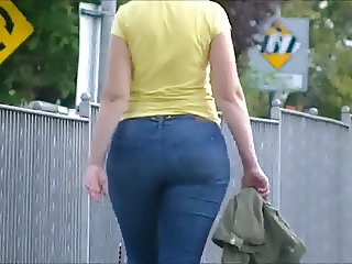 MILFY jeans booty