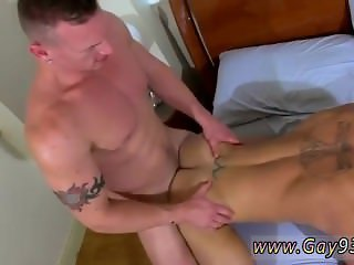 Free movies of guys ass gay porn first time Tate Gets Pounded Good!