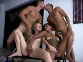 Bisexual Threesomes 1