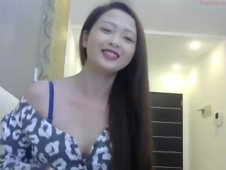 asian angel masturbates on webcam 42