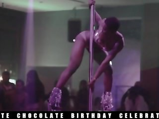 White Chocolate Birthday Strippers
