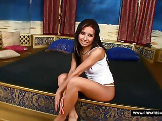Brunette Victoria Rose Visits Privates Casting Couch