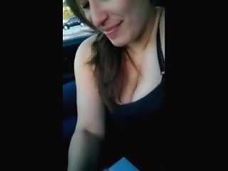 Sucking a BBC in the parking lot