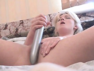Reaching an orgasm with a vibrator