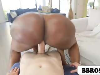 Black Victoria Cakes with a big ass fucked ha