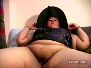SSBBW ass tits and wet pussy