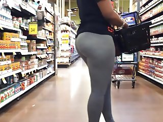 Black Phat Ass looking Greyt