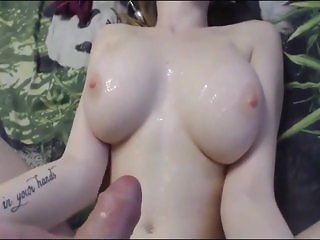 Big Titted Blonde Teen Fucked Hard On Cam