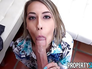 PropertySex - Nice guy bangs real estate agent girlfriend